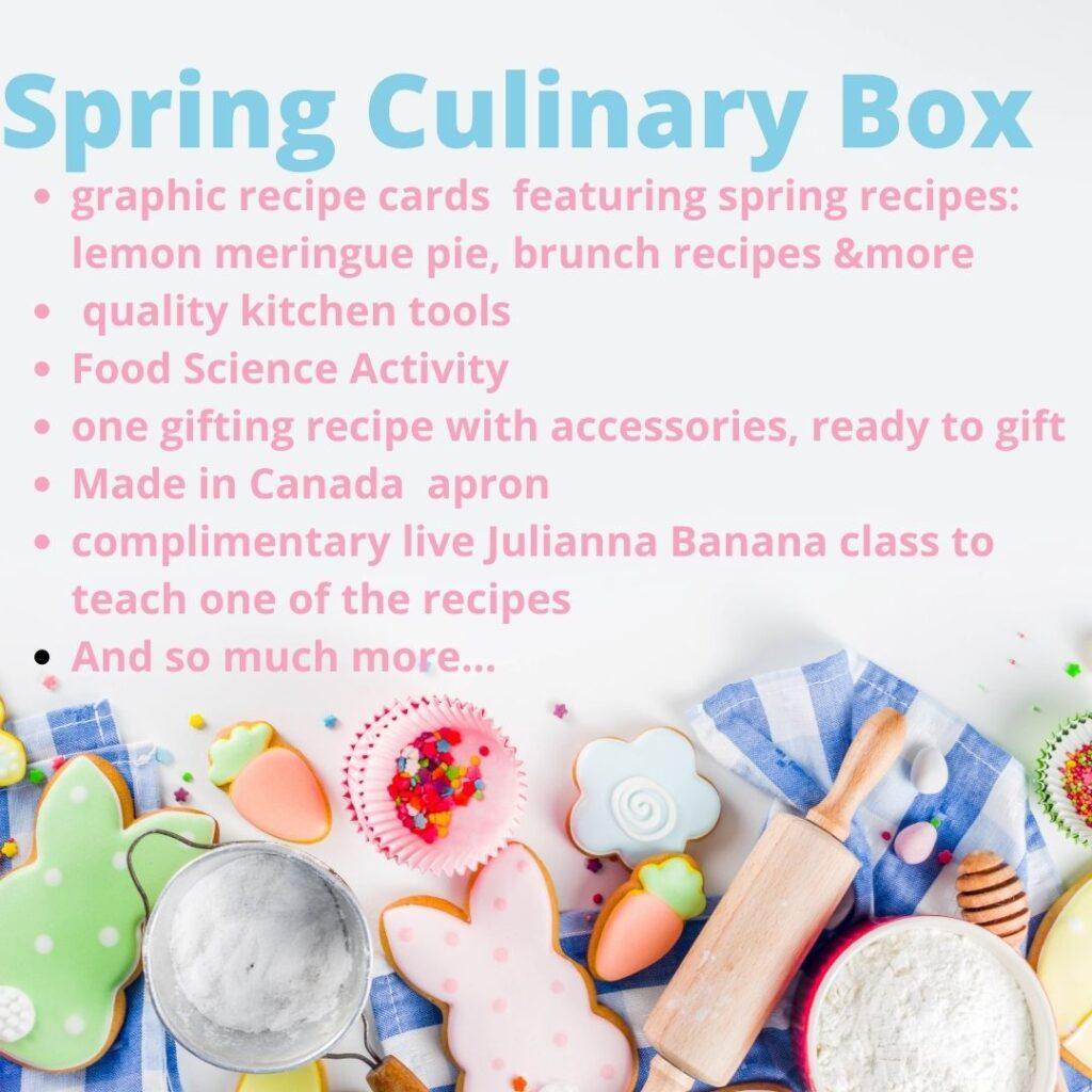 Spring Culinary Box